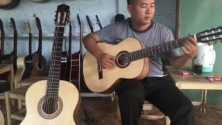 Ướt mi - guitar solo