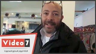 """عادل أديب فى انتخابات """"السينمائيين"""":""""الدكتور ممكن يقتل شخص والفنان يقتل شعب"""""""