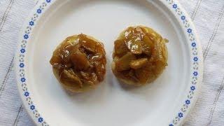 How To Make Healthy Apple Glaze Tofu Doughnut 蕷果豆腐甜甜圈 (recipe)