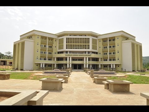 A SHORT DOCUMENTARY ON ADEKUNLE AJASIN UNIVERSITY,AKUNGBA-AKOKO,ONDO STATE,NIGERIA