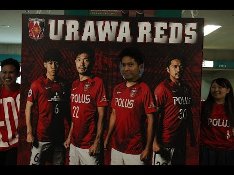 urawa red vs sanfrecce hiroshima vlog saitama stadium 2002