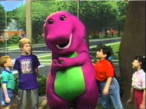 Barney I Love You original version