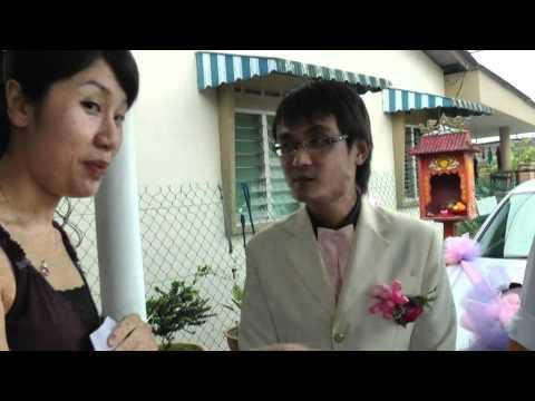 Min Hoe & Lee Huei 5.6.2011