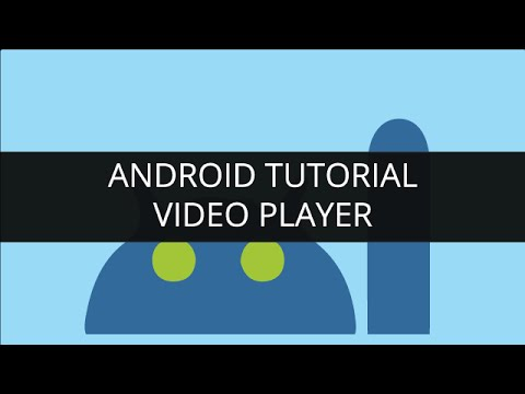 Android Tutorial-VideoPlayer In Android (part-17) mp4 | Edureka