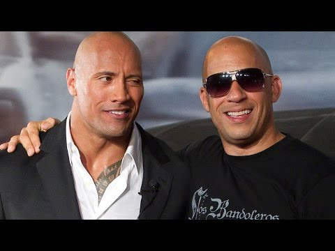 Thumbnail: What Really Went Down Between The Rock And Vin Diesel