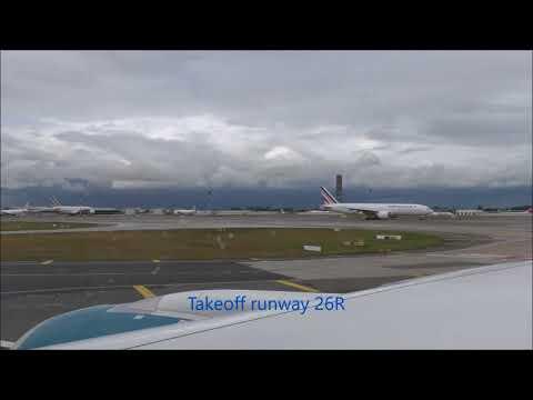 Vietnam Airlines A350XWB : Paris to Hanoï (full flight review)