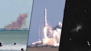 Space News | Boeing Satellite Anomaly, SpaceX Dragon Anomaly and Missing Dark Matter