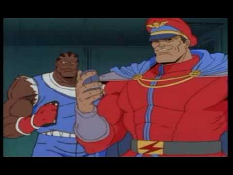 The Street Fighters Cartoon Could Have Been Voiced By Zelos Wilder
