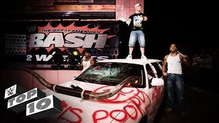 Download Vehicular Demolitions: WWE Top 10 Mp3 and Videos