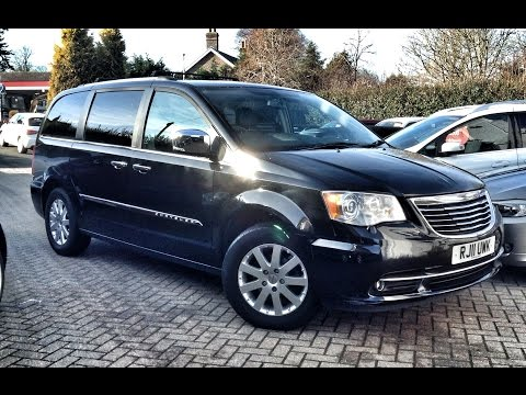 Chrysler Grand Voyager 2.8 CRD Limited 5dr for Sale at CMC-Cars, Near Brighton, Sussex