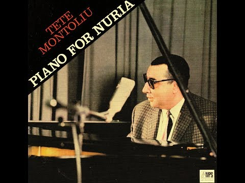 Tete Montoliu Trio - Alone Together
