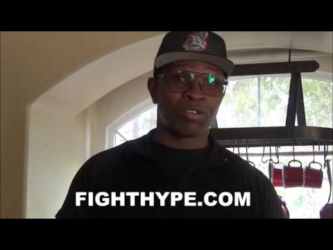 KENNY PORTER REVEALS ANDRE BERTO WAS PUT ON NOTICE BY AL HAYMON; EXPLAINS HOW BERTO-PORTER WAS MADE