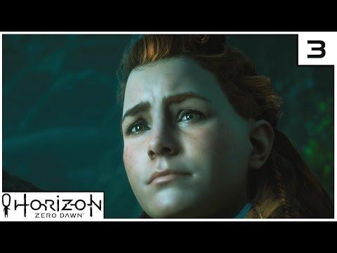 Horizon Zero Dawn - Ep 3 - Tip of the Spear SAWTOOTH - Let's Play Horizon Zero Dawn Gameplay PS4 Pro