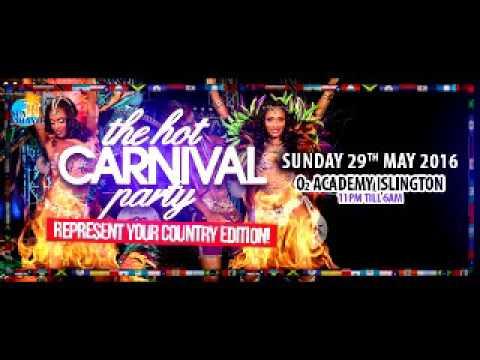 Hot Carnival Party 2016 - Soca Mix