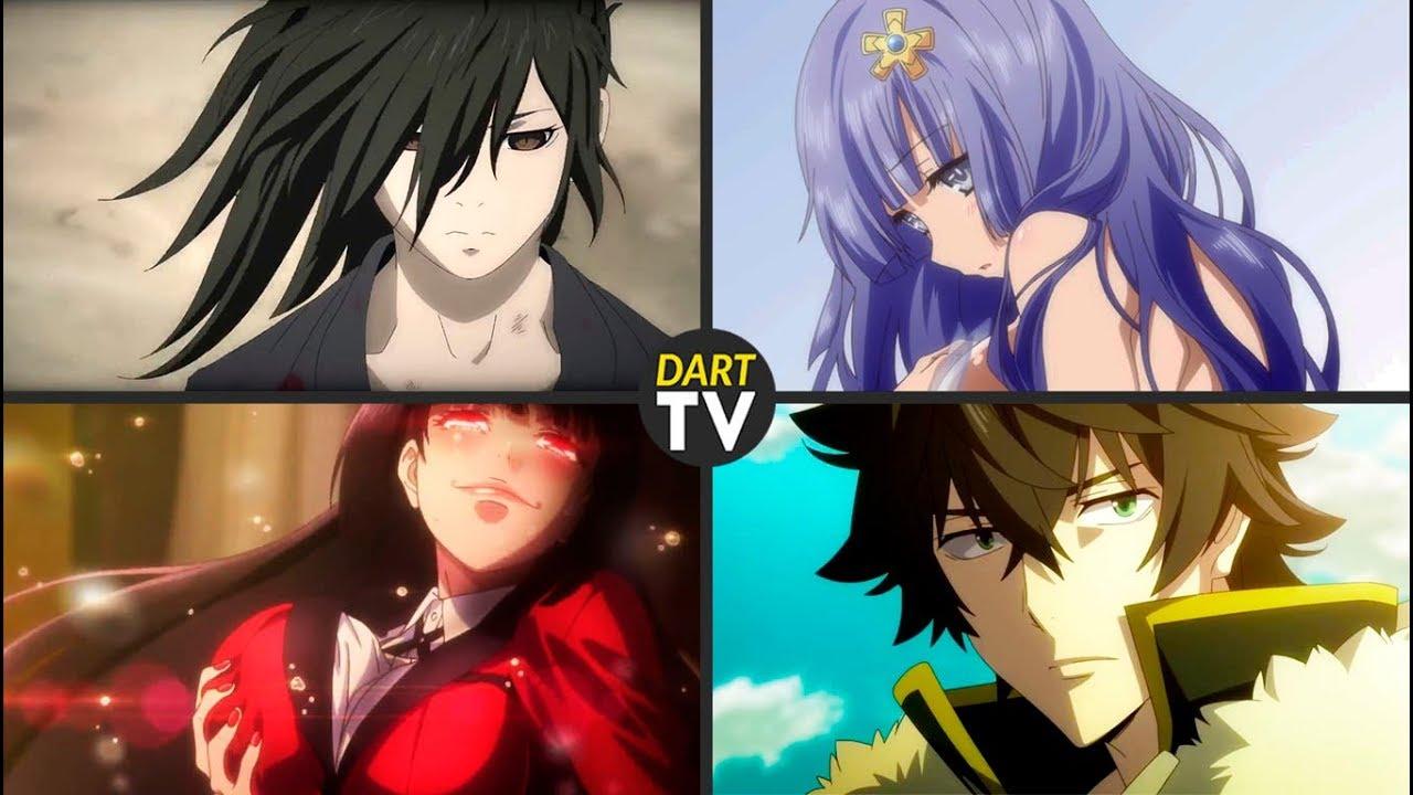 Animes ➕ IMPORTANTES y POTENTES Invierno - Enero 2019 | Mob Psycho 100, Tate no Yuusha, Dororo y mas