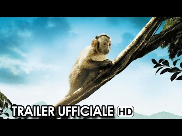 Amazzonia Trailer Ufficiale Italiano (2014) Documentario - Alessandro Preziosi Movie HD