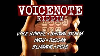 Vybz Kartel | PG13 & More - Voice Note Riddim Mix - February 2015 | @GazaPriiinceEnt