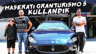 Doğan Kabak | Maserati Granturismo S Kullandık!