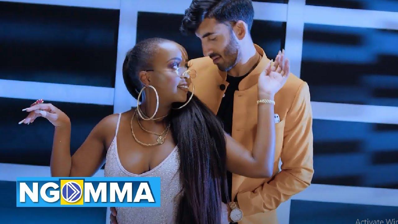 "Download Nadia Mukami - Nipe Yote (Official Video) Sms ""SKIZA 5802450"" TO 811"