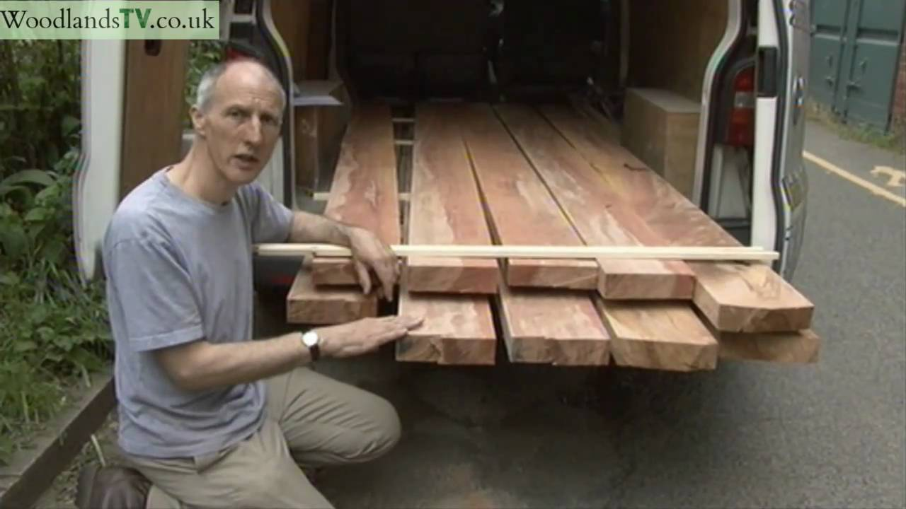 Storing And Curing Wood Seasoning Timber Youtube