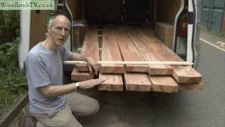 Storing And Curing Wood - Seasoning Timber