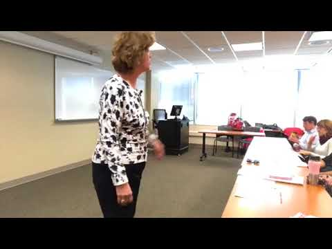 Boost Biz Ed DTC 12-07-2017 Rock the Room! by Joan Janis @Jo