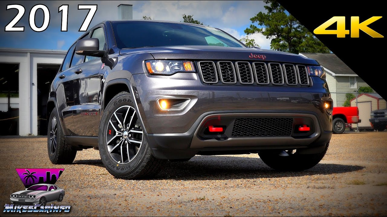 Part 1 2017 Jeep Grand Cherokee Trailhawk  Ultimate InDepth