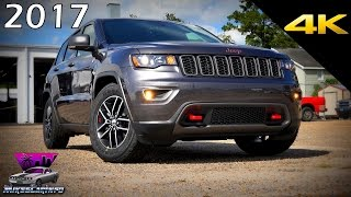 Part 1: 2017 Jeep Grand Cherokee Trailhawk - Ultimate In-Depth Look in 4K