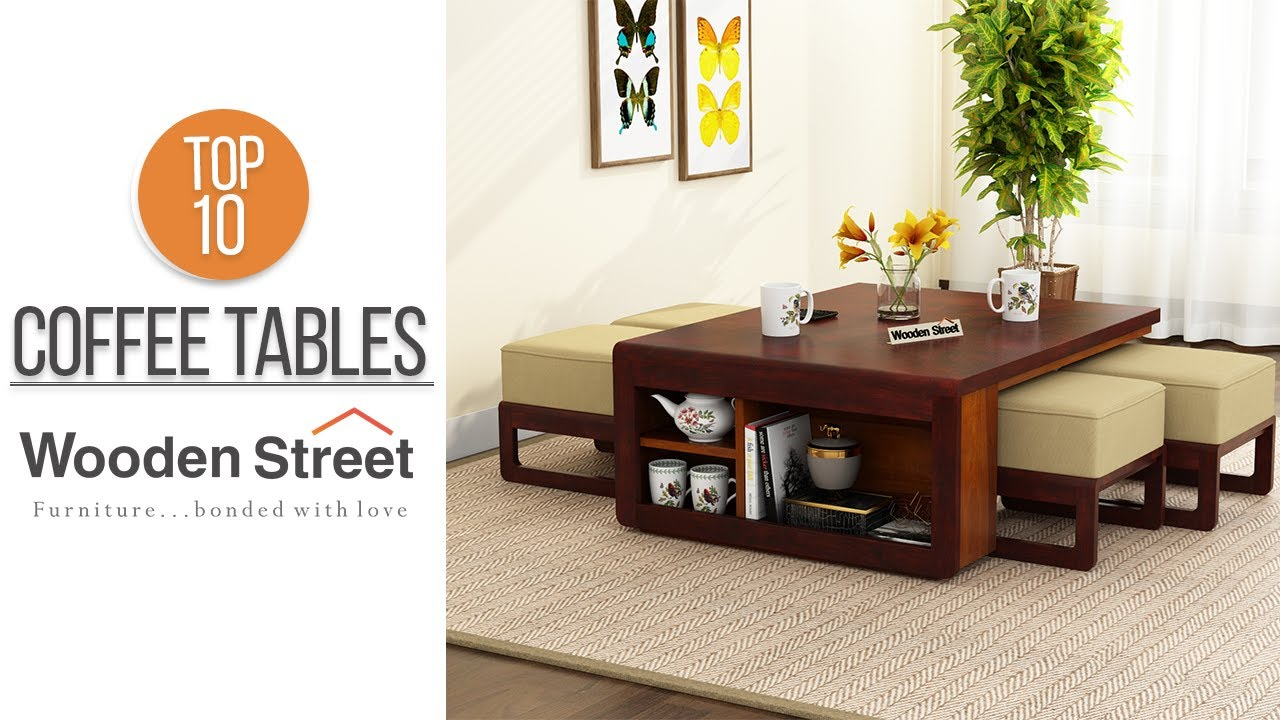 Coffee Table Design Ideas Top 10 Designer Coffee Table Center Table For Living Room Youtube