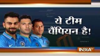 Cricket Ki Baat: Great Start To 2017 After India Win First ODI Series Under Kohli's Captaincy