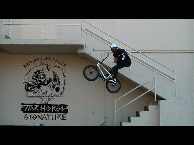 Volume BMX: Demarcus Paul - The War Horse V2 Frame