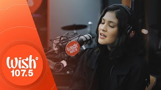 Kiana V Performs Quot Hide My Love Quot LIVE On Wish 107 5 Bus