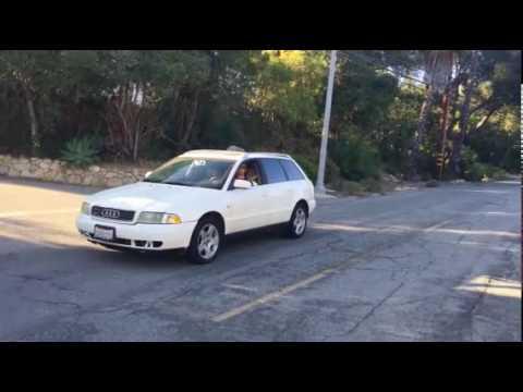 1998 Audi A4 Avant For Sale Youtube