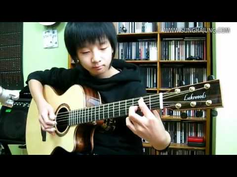 (Haru Haru) - Sungha Jung.
