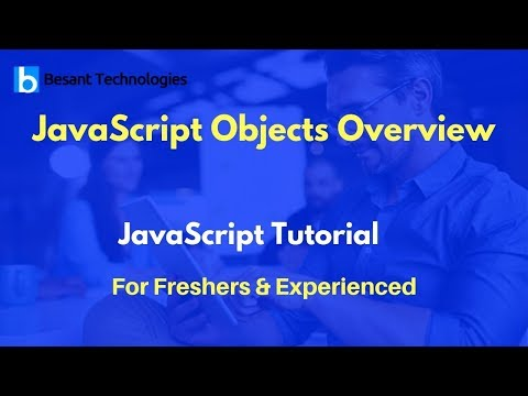 JavaScript Objects Overview | JavaScript Tutorial For Beginners thumbnail