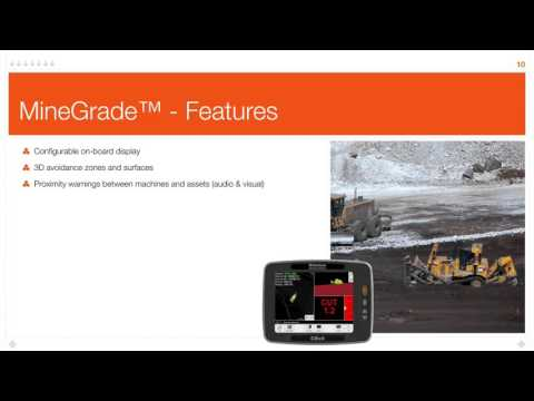 Mining Solutions Overview 2015  | Carlson Machine Control