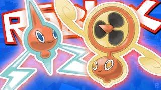 HOW TO GET ROTOM / Pokemon Brick Bronze / Roblox Adventures