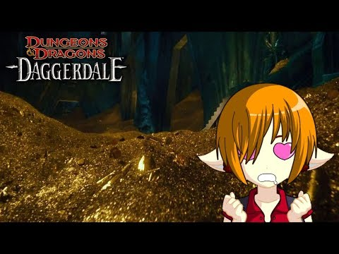 GET ALL THE GOLD | Dungeons & Dragons: Daggerdale (Feat. Syn) | Part 1 | Not Fit For Gaming |