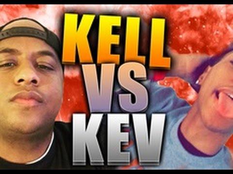 Kell VS Kev | NBA 2K16 | Can Rose Be A MVP...