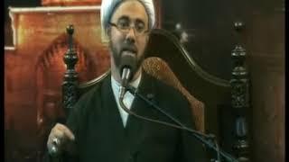الشيخ مصطفى الموسى - هل منع الإمام الحسين عليه السلام الإمام زين العابدين ع من المشاركة  في المعركة