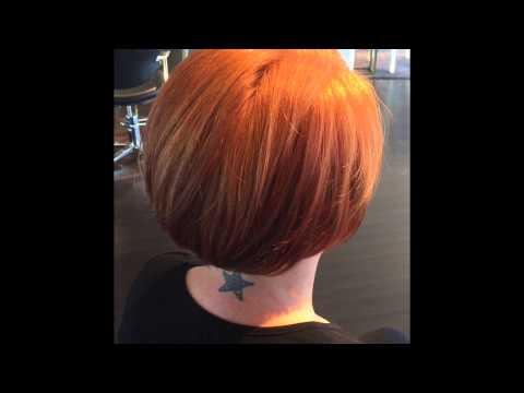 Women's Undercut Bob Haircut