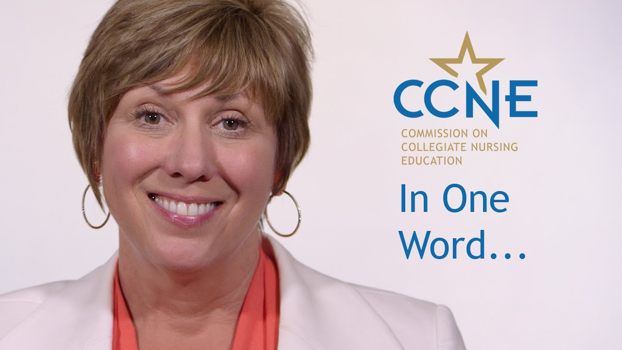 Ccne accreditation in one word youtube ccne accreditation in one word 1betcityfo Image collections