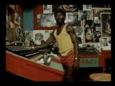 Lee 'Scratch' Perry at Work