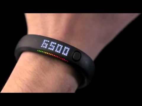 Nike a bracelet stimulating activity