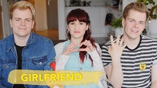 Girlfriend - what's it like living with twins?   VEDA 4   nikinsammy