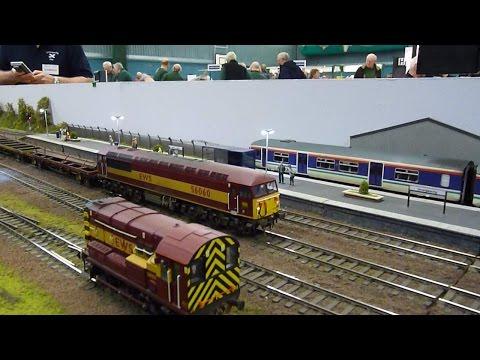 Tenterden Model Railway Exhibition 2015