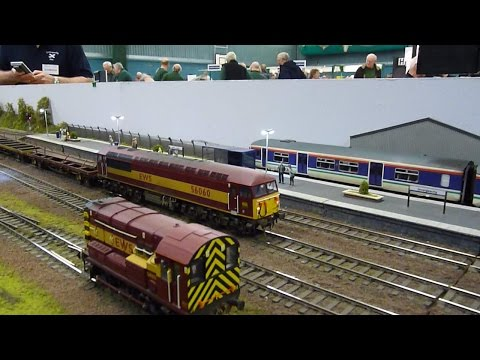 Tenterden Model Railway Exhibition 2015
