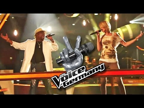 Ain't No Mountain High Enough – Ramona Nerra Vs. Butch Williams | The Voice | The Battles Cover