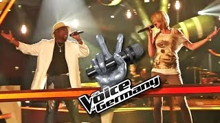 Ain't No Mountain High Enough - Ramona Nerra vs. Butch Williams The Voice The Battles ...
