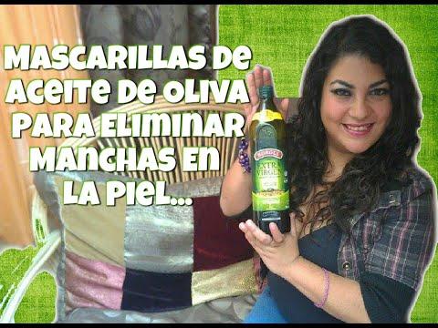 Mascarillas de Aceite de Oliva Para Eliminar Manchas En La Piel!!